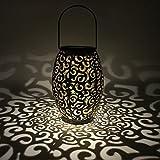 LEDMOMO LED-Solarlaterne, die marokkanischen Schattenbild-Solarlichter-günstigen...