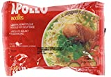 Apollo Nouille Poulet 85 g - Lot de 10...