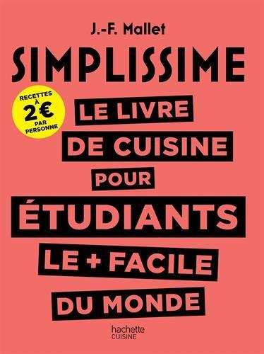 Simplissime étudiants par From Hachette