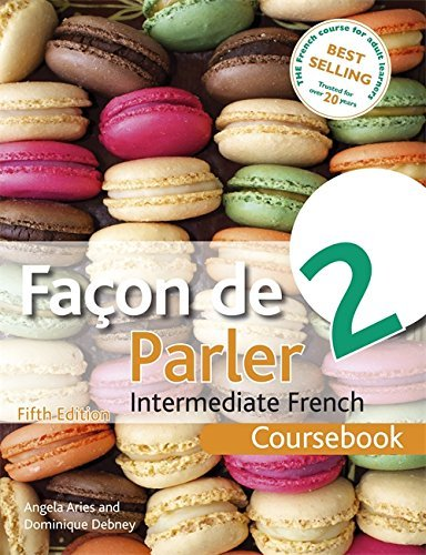 Facon de Parler 2 - Coursebook: Intermediate French (A Hodder Education Publication) by Angela Aries (2013-07-15)