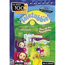 100%Kids: Teletubbies + Spiele