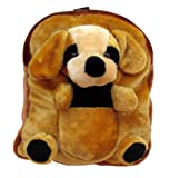 Tickles PUPPY BROWN BAG Soft Toy Plush K...