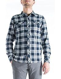 Mens Donny Kent Turnup Casual Shirt Timezone Great Deals Online Cheap Sale Excellent Cheap Purchase Largest Supplier For Sale 8pTgo