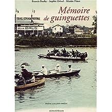 Mémoire des guinguettes