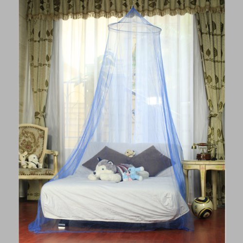 netting-bed-canopy-round-mosquito-net-blue-romance-and-elegance-adder-to-your-room-and-skin-protecto