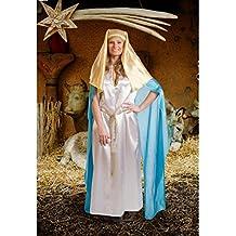 Disfraz de Virgen María para Mujer talla Universal M-L