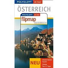 Österreich - Buch mit flipmap