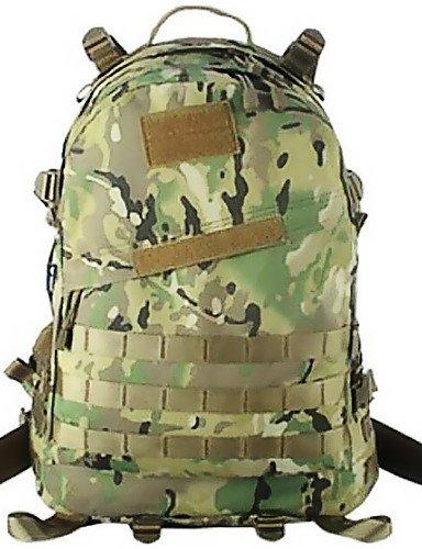 ZQ 10 L Rucksack Wasserdicht Armeegrün Oxford Black