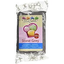 FunCakes Fondant stone grey 250 g