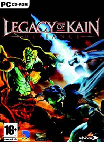 Legacy Of Kain Defiance - Legacy of Kain :