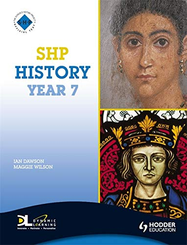 SHP History Year 7 Pupil's Book: The Roman Empire and England 1066-1500: Pupil's Book Year 7 (Schools History Project History)
