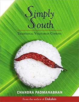 Simply South by [Padmanabhan, Chandra]