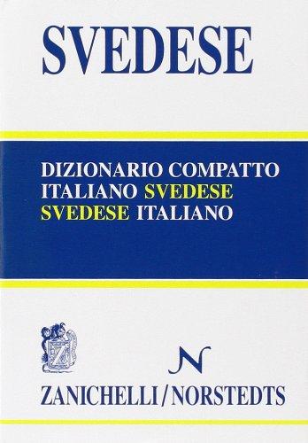 Dizionario compatto italiano-svedese, svedese-italiano