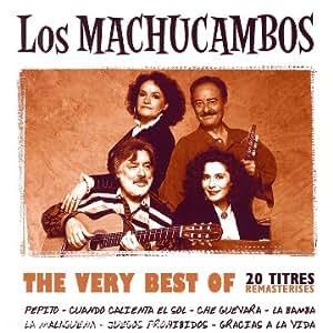 The Very Best Of Los Machucambos