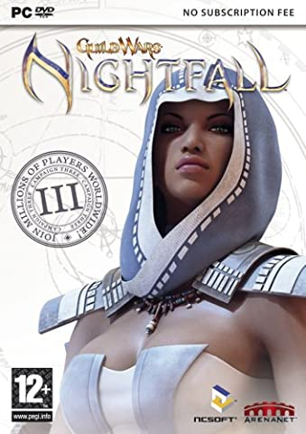Guild Wars: Nightfall (PC) [import
