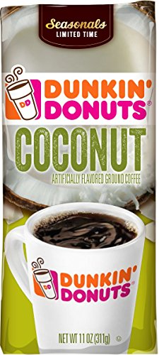 dunkin-donuts-coconut-ground-coffee-1-x-311g-bag-american-import