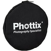 Phottix PH86497 5-in-1 Premium-Reflektor mit Griffen 107cm (42 Zoll)