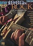 Guitar Play Along Volume 128 1960S Rock Guitar Gtr Bk/Cd (Hal Leonard Guitar Play-Along)