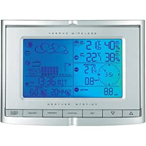 Conrad TE831X Digital Weather Station