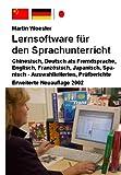Lernsoftware für den Sprachunterricht: Chinesisch, Deutsch als Fremdsprache, Englisch,...