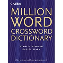 Collins Million Word Crossword Dictionary