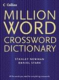 Best Crossword Puzzle Dictionaries - Collins Million Word Crossword Dictionary Review