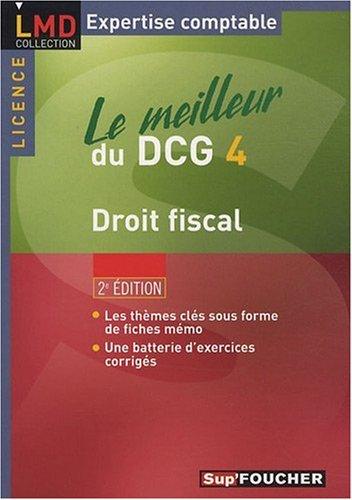 Le meilleur du DGC 4 : droit fiscal