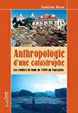 Telecharger Livres Anthropologie d une catastrophe Les coulees de boue de 1999 au Venezuela (PDF,EPUB,MOBI) gratuits en Francaise