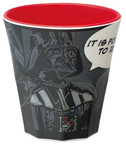 Vaso de melamina Darth Vader Star Wars MTB2