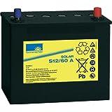 Batería plomo 60Ah Solar Dryfit S12/60A