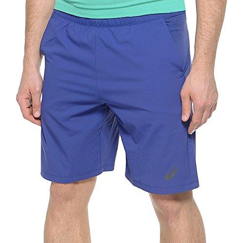 Asics Herren Oberbekleidung fuzeX 9 Zoll Shorts, dunkelblau, S