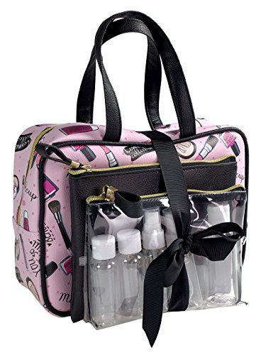 Camomille milano-travel Set Beauty L Black Sweet Make Up