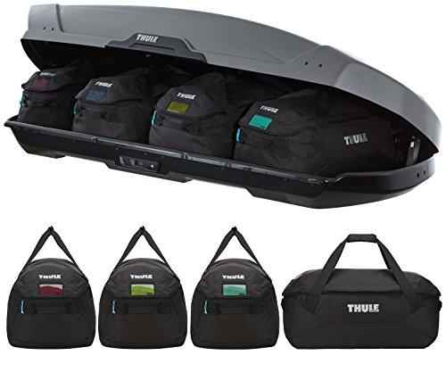 Thule Dachbox-Taschen GoPack Set 8006-2018er Modell