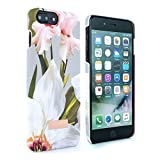 Ted Baker Official Premium Quality AURIOLE Soft Feel Hard Shell for iPhone 8 Plus/7 P...