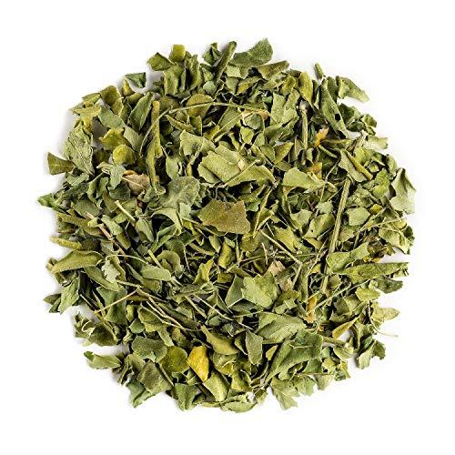 Moringa Oleifera Organic Herbal Tea - Great in Salads Or Soups - Loose Leaf Herb Drumstick Or Ben Oil Tree Leaves 100g