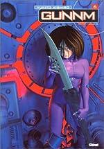 Gunnm, tome 6 (grand format) de Yokito Kishiro