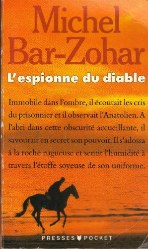 L'Espionne du diable par Michel Bar-Zohar
