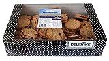 Delibake Schoko Hafer Kekse, 6er Pack (6 x 600 g)