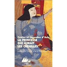 La princesse qui aimait les chenilles : Contes japonais