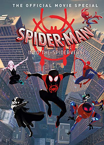 Spider-Man: Into the Spiderverse The Official Movie Special