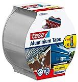 Tesa 56223-00001-01 - Nastro adesivo in alluminio, grande potere adesivo, 10 m x 50 mm