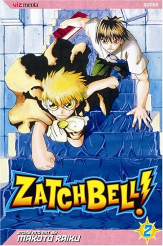 Zatch Bell!, Vol. 2 (Zatch Bell (Graphic Novels))