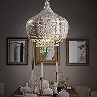 SSBY In stile americano e lampadari di cristallo e il retro del  Mediterraneo orientale testa letto