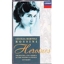 Rossini Heroines-C.Bartoli-Semiramide-la Donna Del Lago-etc [Casete]