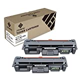ZOOMTEC Tonerkartusche MLT-D116L D116L für Samsung SL-M2625 SL-M2626 SL-M2825 SL-M2826 SL-M2875 SL-M2876 M2625 M2626 M2835 M2835DW M2675 FN M2825 M2826 M2875 M2876 (Schwarz 2 Pack)