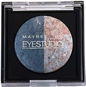 Maybelline New York Eye Studio Color Pearls Marbleized Eyeshadow, Silver Starlet 90, 0.09 Ounce