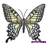 Schöner Schmetterling aus Metall