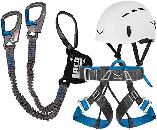 LACD / Salewa Klettersteigset 1062 im Test