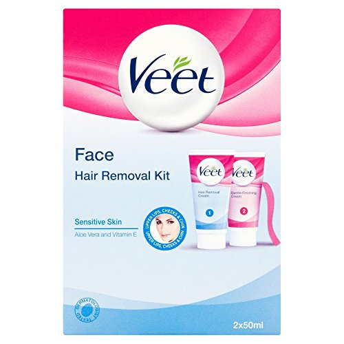 Veet Crema depilatoria facial