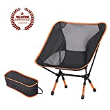 Ultralight Heavy Duty Camping Folding Chairs